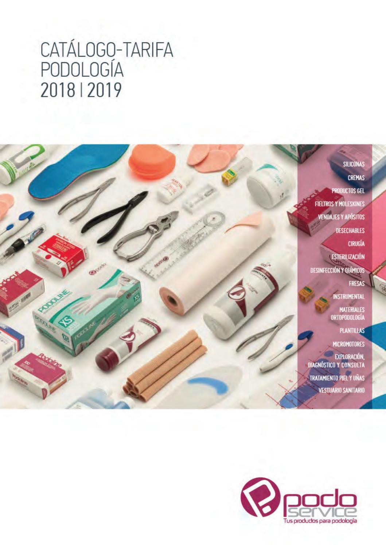 Catalogo podoservice 2018 2019 web by Namrol Group - issuu