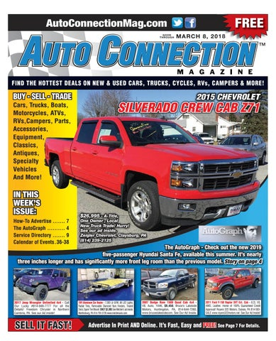 03 08 18 Auto Connection Magazine by Auto Connection Magazine issuu