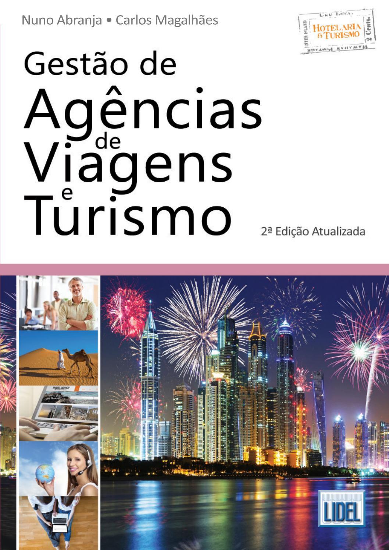 Gestão De Agências De Viagens E Turismo 2 ª Edição By Grupo Lidel Issuu