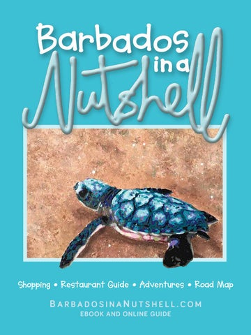 Barbados in a Nutshell 2017-2018 by Miller Publishing Co Ltd