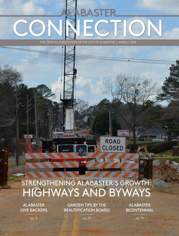 Alabaster Connection March 2018 By Me2graphicsllc Issuu