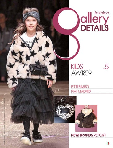 fe4980c91 FASHION GALLERY KIDS 5 FW 18/19 by Bombay Subscription Agency - issuu