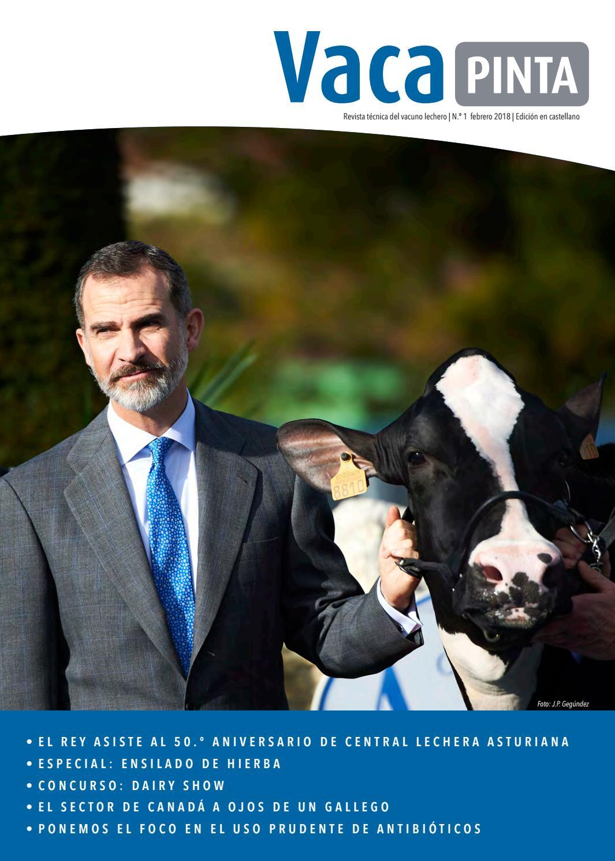 Vaca Pinta 1. Edición en castellano by TRANSMEDIA COMUNICACIÓN - issuu