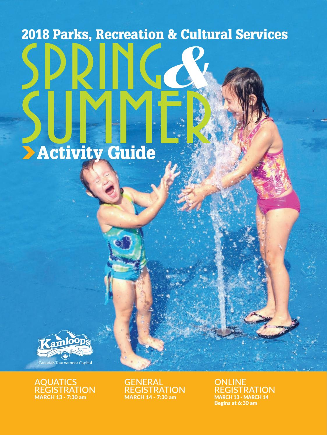2018 Spring & Summer Activity Guide by KamloopsThisWeek - issuu