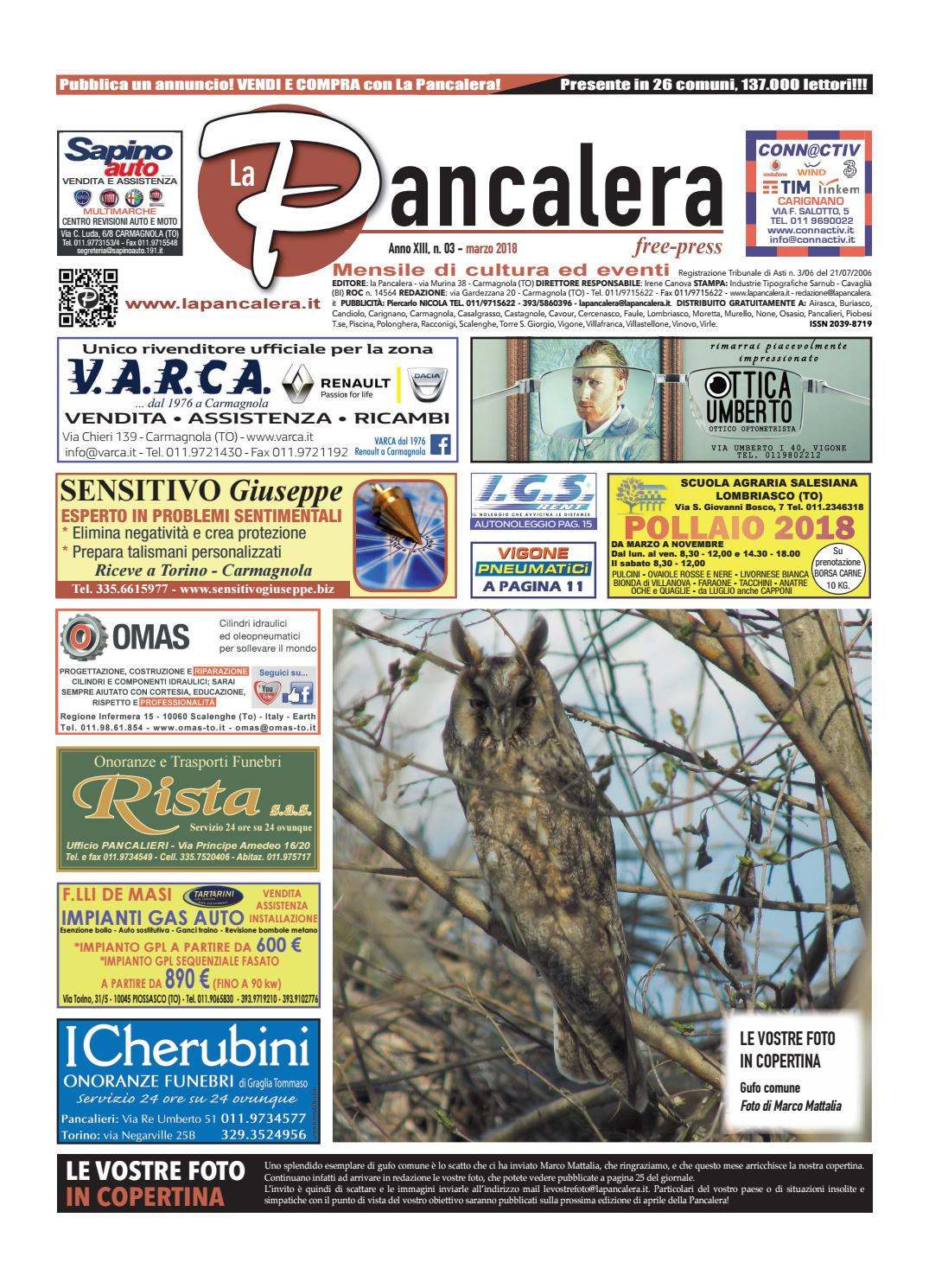 f6696cec37 La pancalera marzo 2018 by la Pancalera - issuu