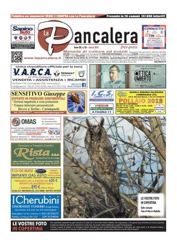 71459c6cbd La pancalera marzo 2018 by la Pancalera - issuu