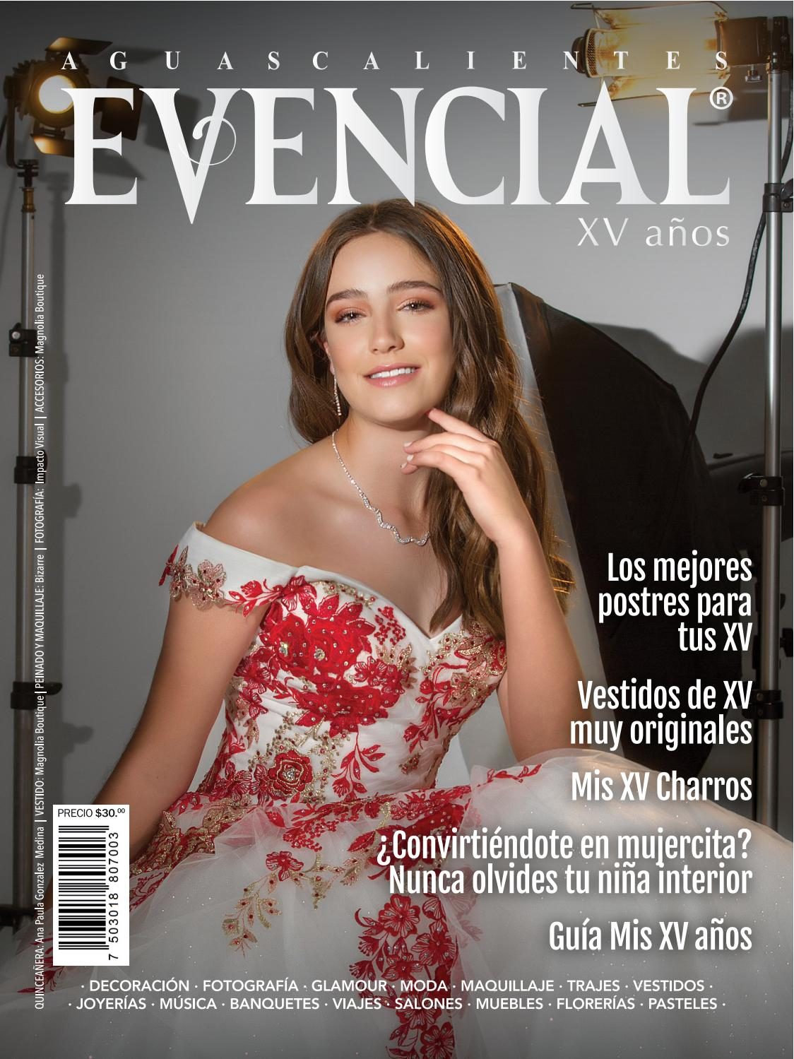 701454119 No. 22 Evencial XV Años Feb 2018 by Revista Evencial - issuu