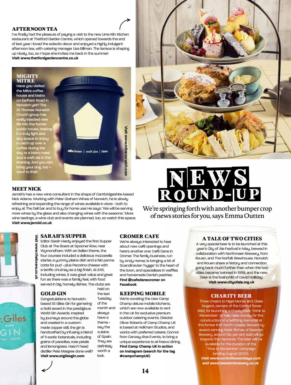 Feast Norfolk Magazine March 18 Issue 24 by Feast Norfolk Magazine ...