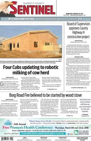 d07180338841 Bcs 2 28 18 by Burnett County Sentinel - issuu
