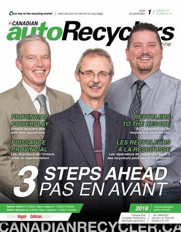 821cbb3e1e Canadian Auto Recyclers 12#1 by Media Matters - issuu