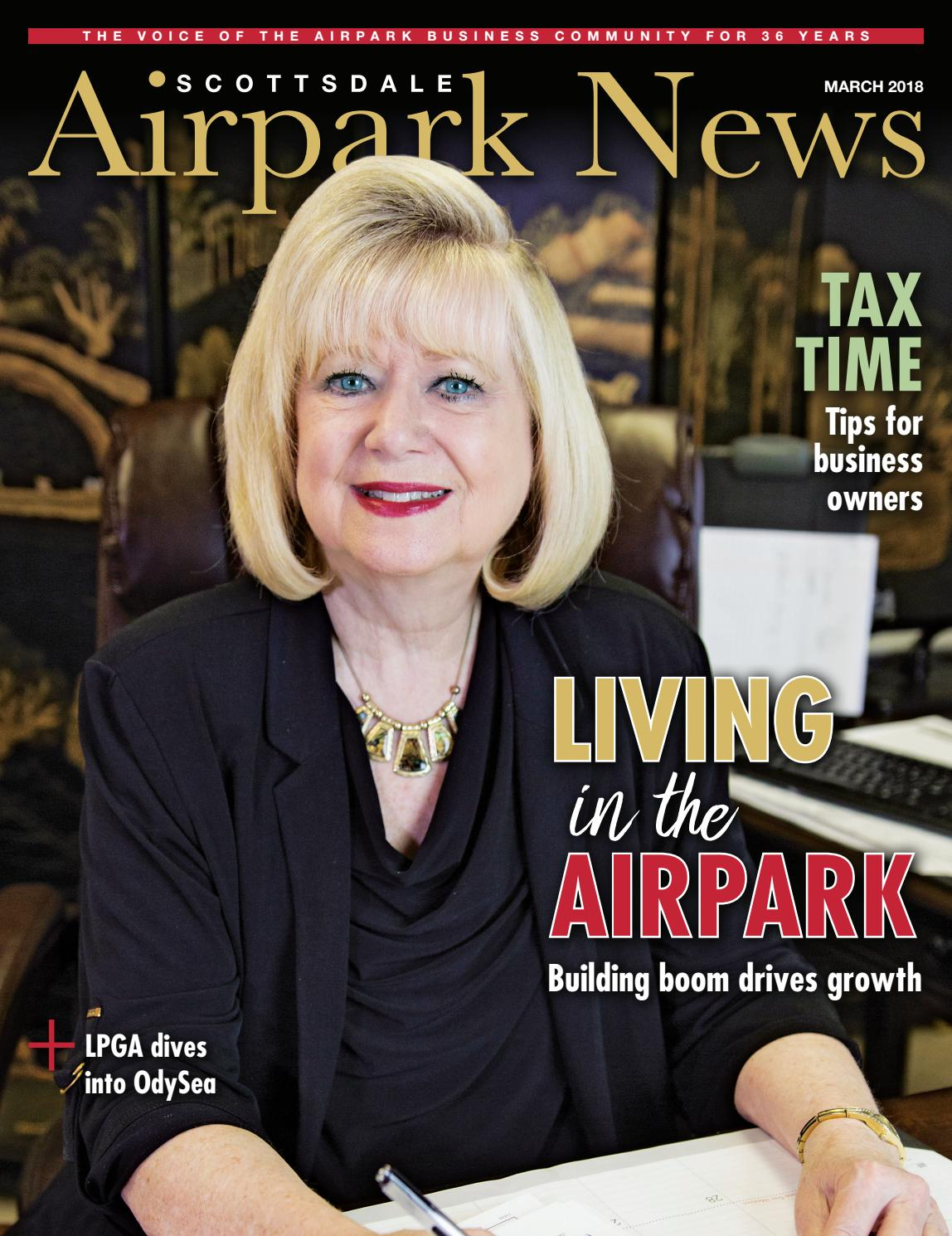 Scottsdale Airpark News March 2018 By Times Media Group Issuu