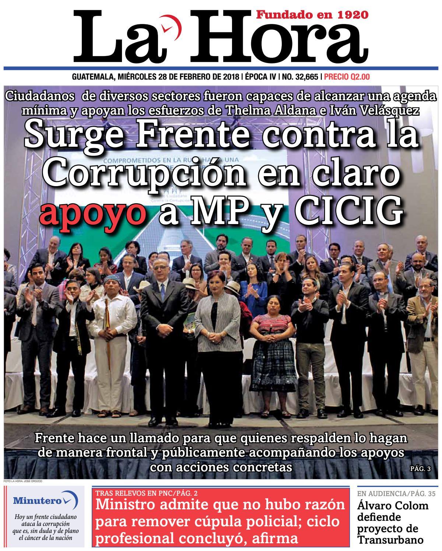 a4b65eae51480 La Hora 28-02-2018 by La Hora - issuu