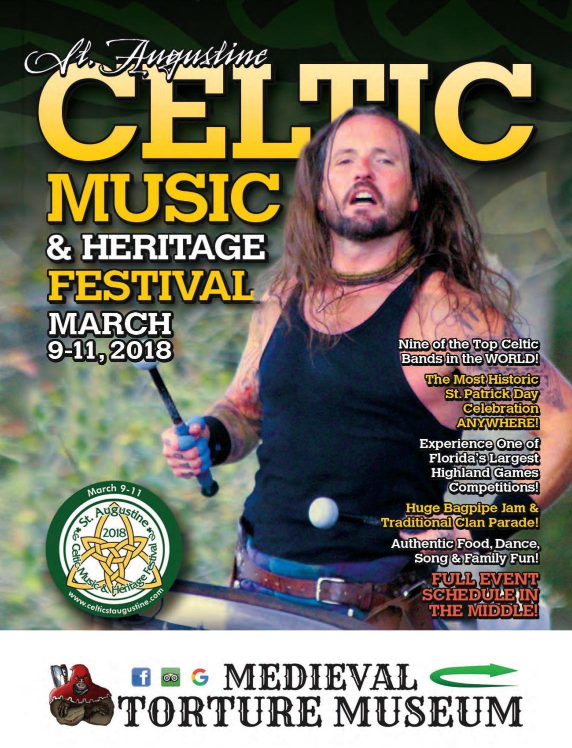 St  Augustine Celtic Music & Heritage Festival by Folio