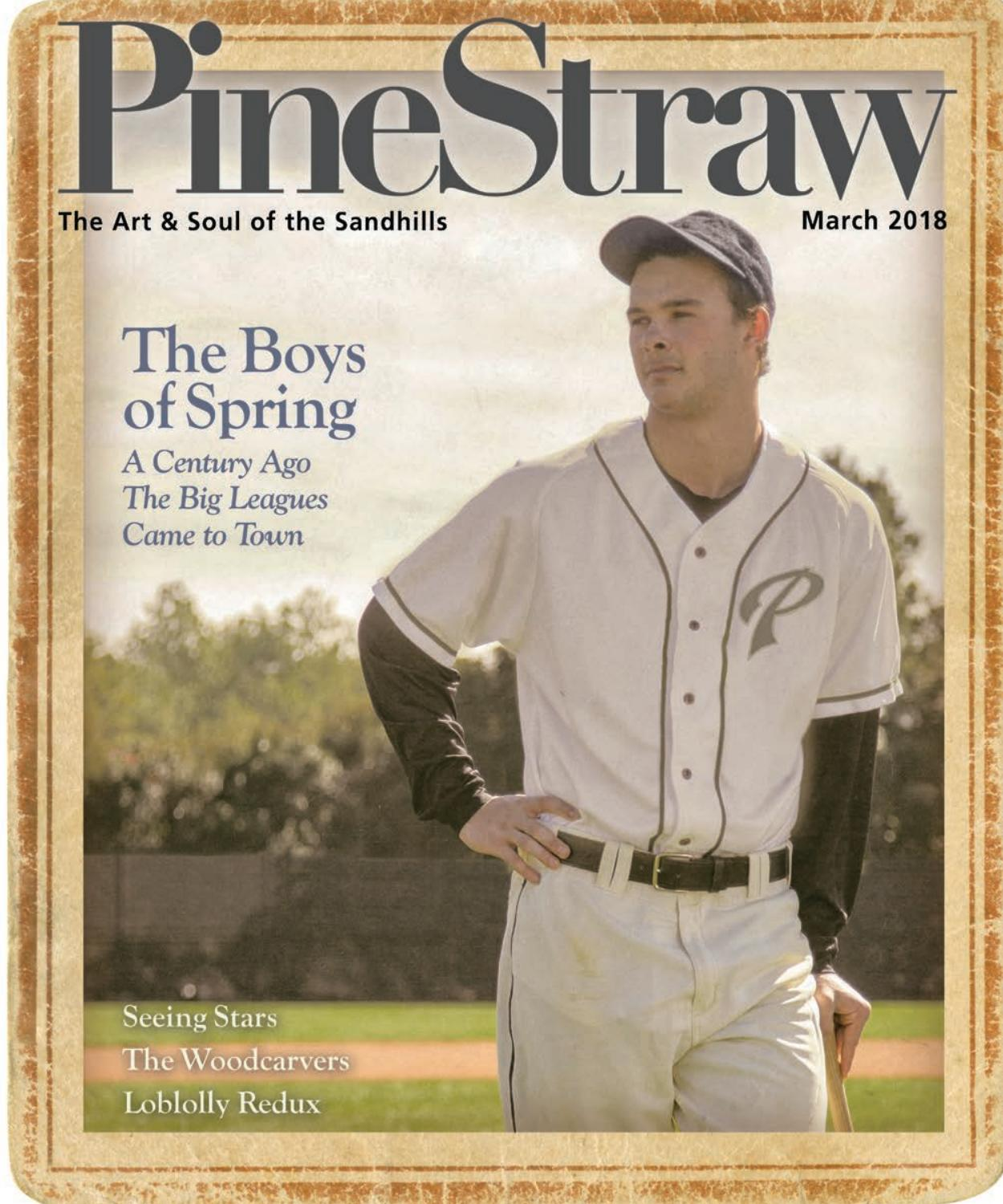 9f525824cfec March PineStraw 2018 by PineStraw Magazine - issuu