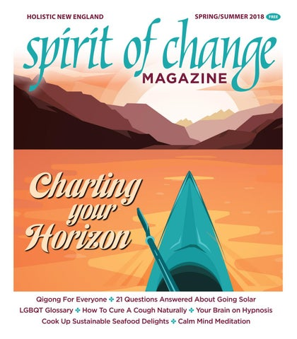 Spirit of change magazine springsummer 2018 by spirit of change page 1 fandeluxe Images
