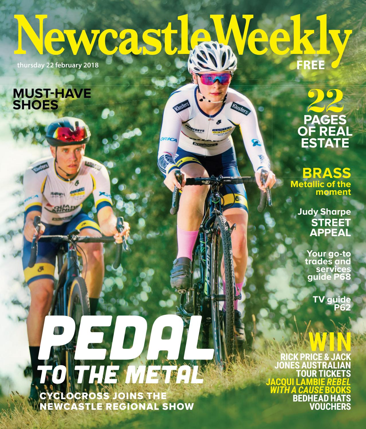 22 February 2018 by Newcastle Weekly Magazine - issuu 26311b14c