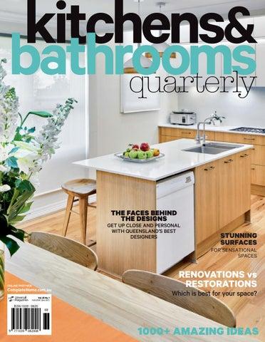 kitchens bathrooms quarterly kbq251 ipad by universal magazines
