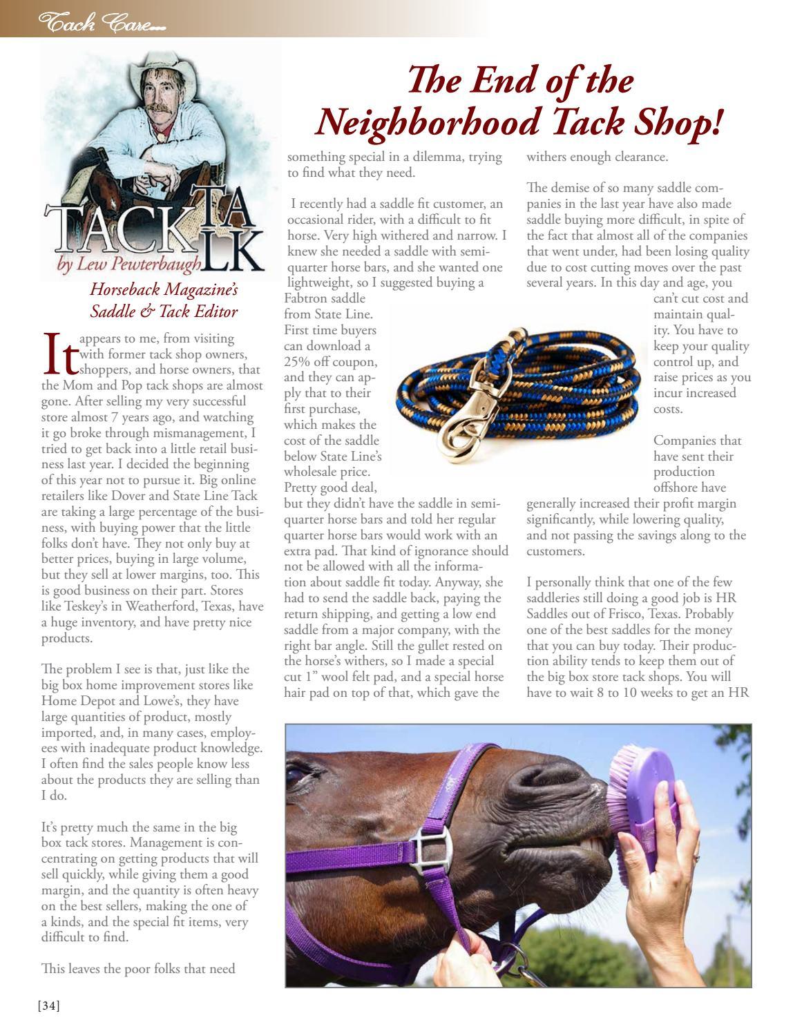 Horseback Magazine Rodeo Issue 2018 by Horseback Magazine - issuu