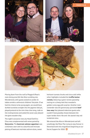 Page 9 of Join the Foodie Club