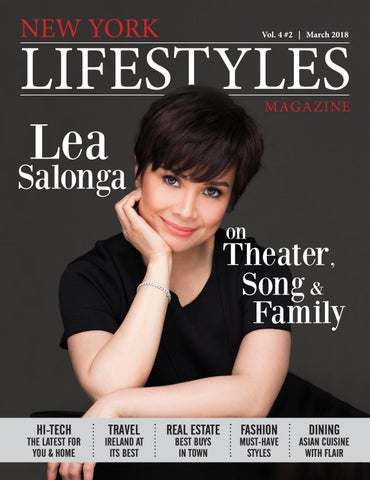 New York Lifestyles Magazine - March 2018 by New York Lifestyles ... 1168772f2a742