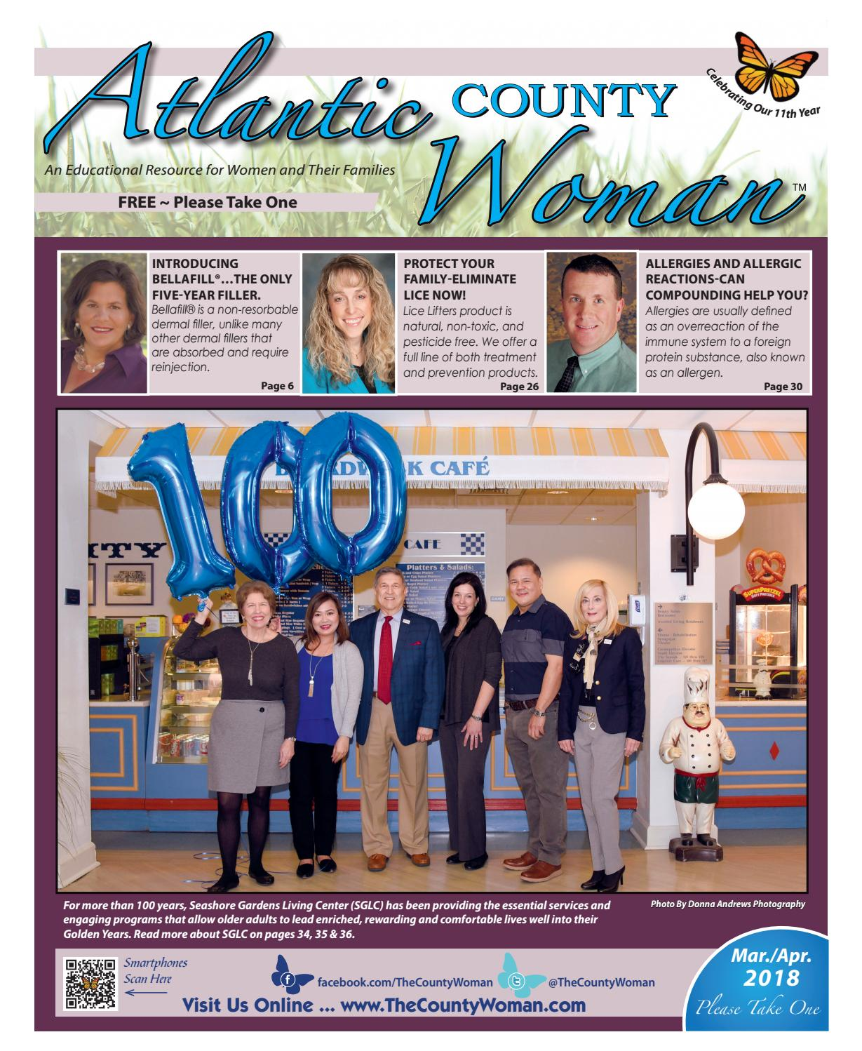 Atlantic County Woman - March/April 2018 by The County Woman