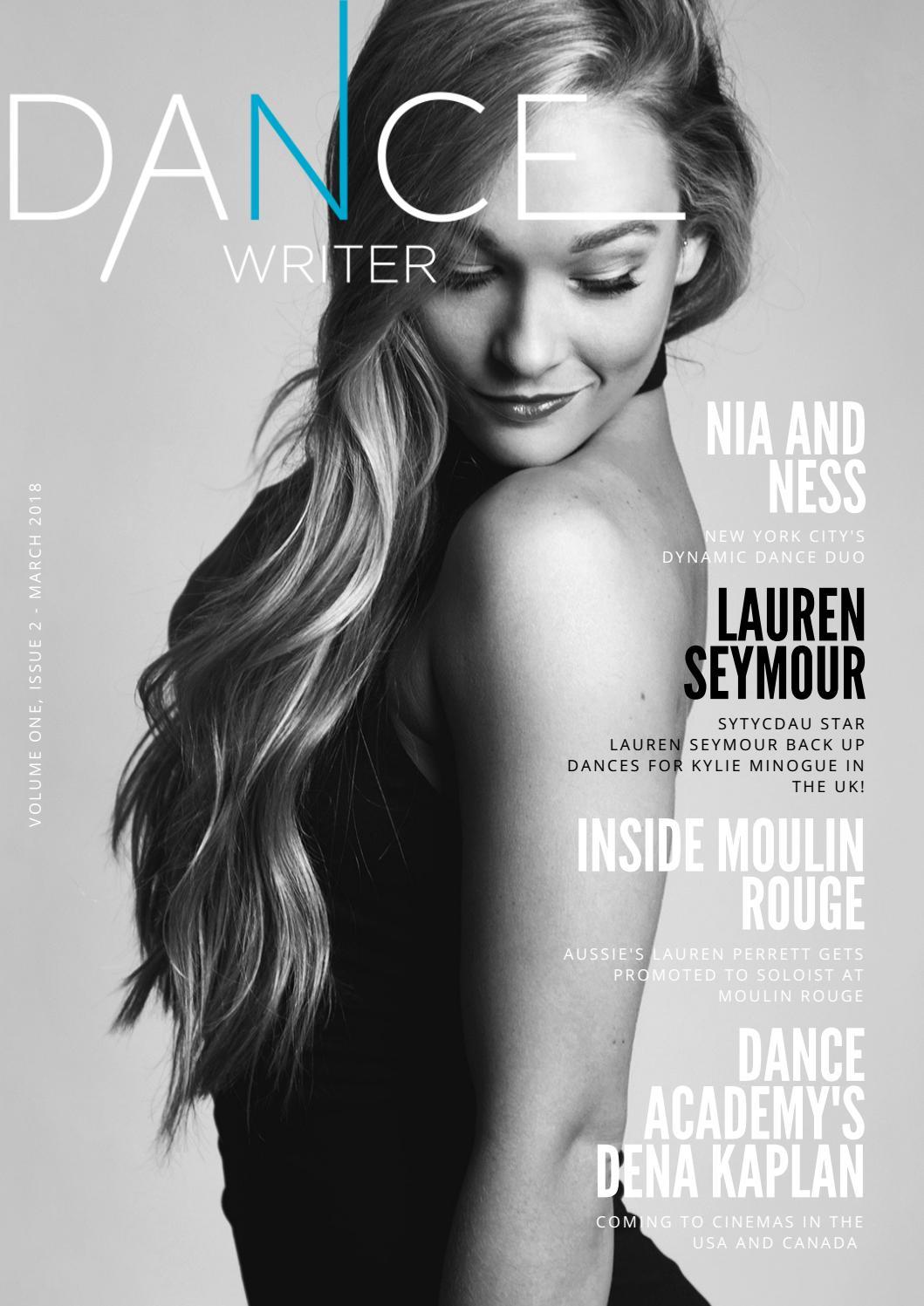 March Edition Vol 1 Issue 2 2018 By Dancewriter Issuu