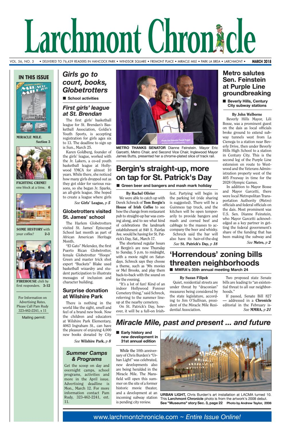LC 03 2018 by Larchmont Chronicle - issuu
