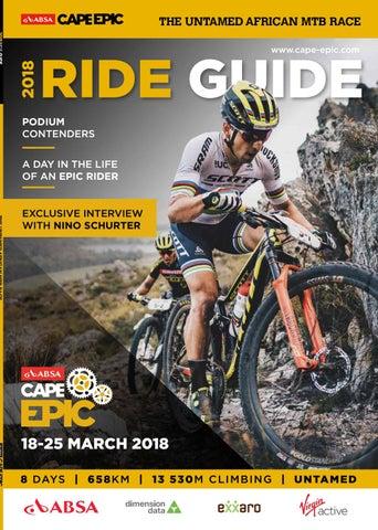 a9ed10f7c9bdfc Absa Cape Epic Ride Guide 2018 by Absa Cape Epic - issuu