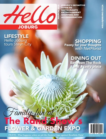 Hello joburg march 2018 by spinnercom media issuu page 1 negle Images