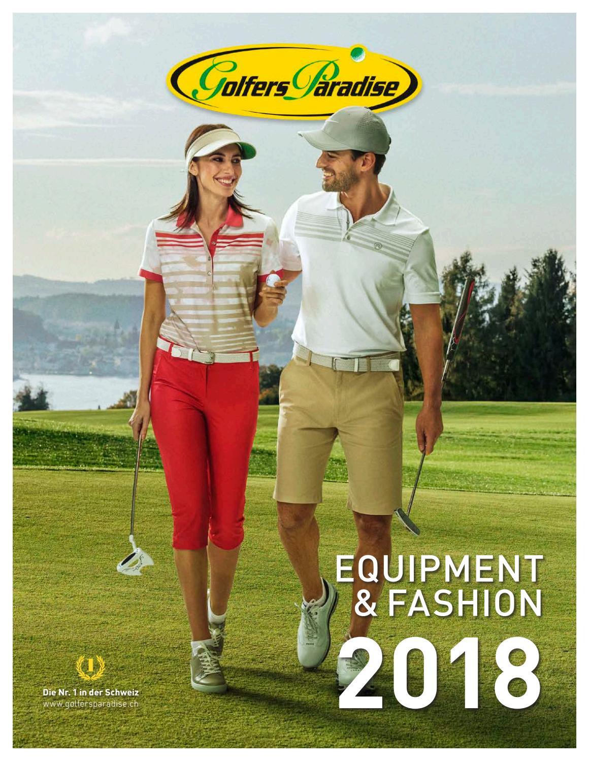 Golfers Paradise Katalog 2018 by Nicole issuu