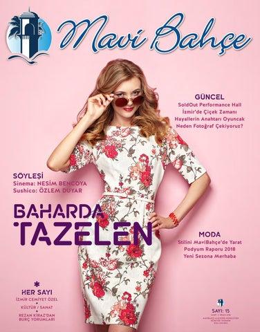 ba02a89780e3b MaviBahçe Dergi: Mart - Nisan by Mavibahçe Alışveriş ve Yaşam ...