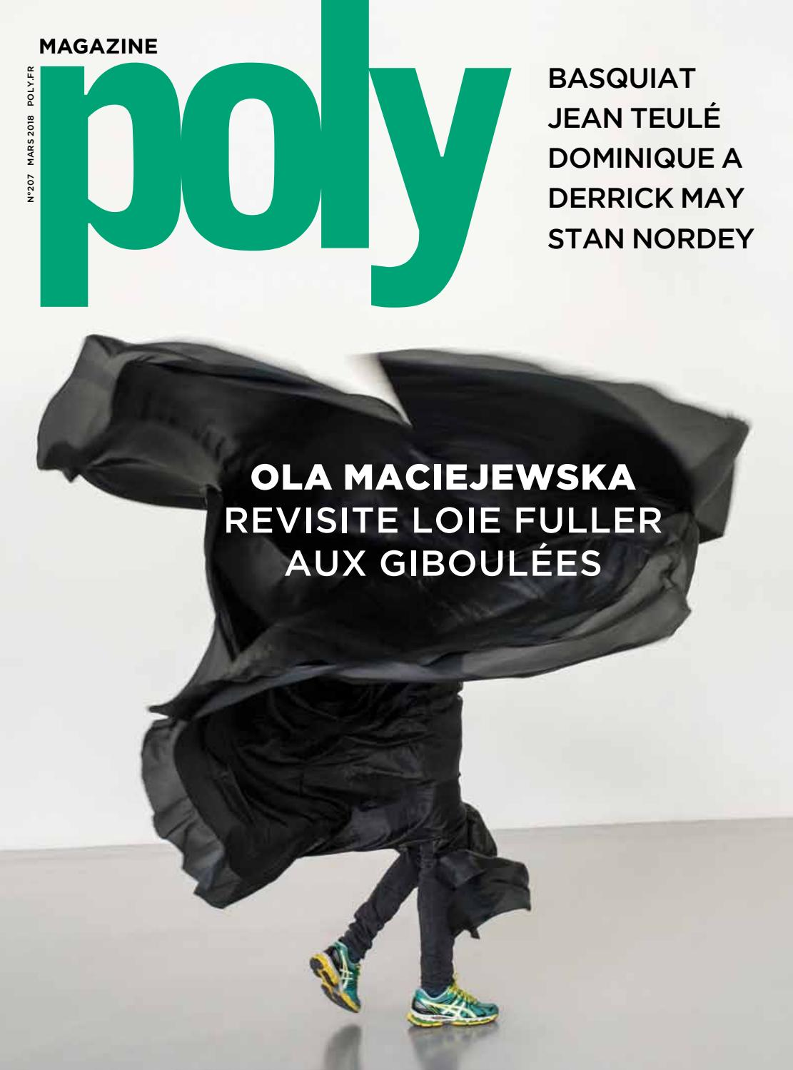 Poly 207 Mars 2018 by Poly issuu