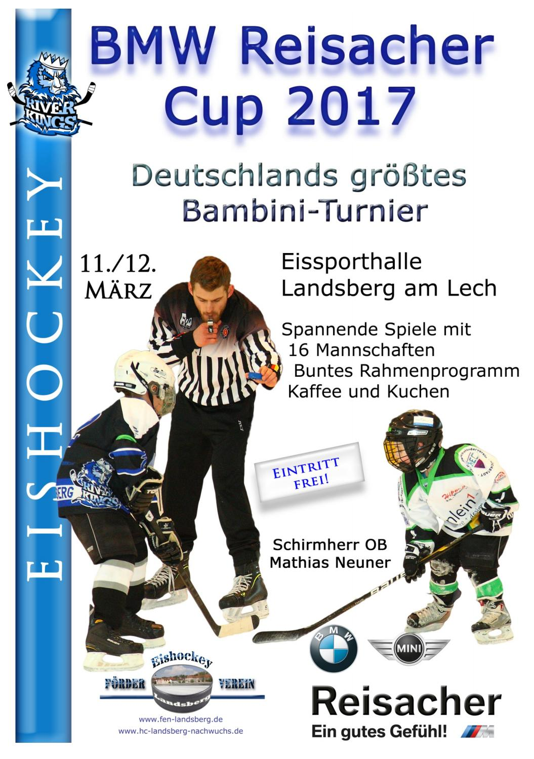 BMW Reisacher Cup 2017 by Eishockey Landsberg - issuu