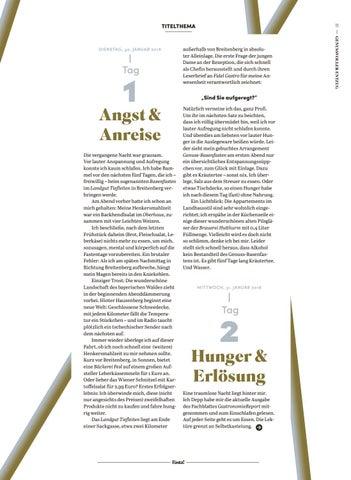 Page 11 of Genussvoller Entzug - Das Fastentagebuch eines Gourmets