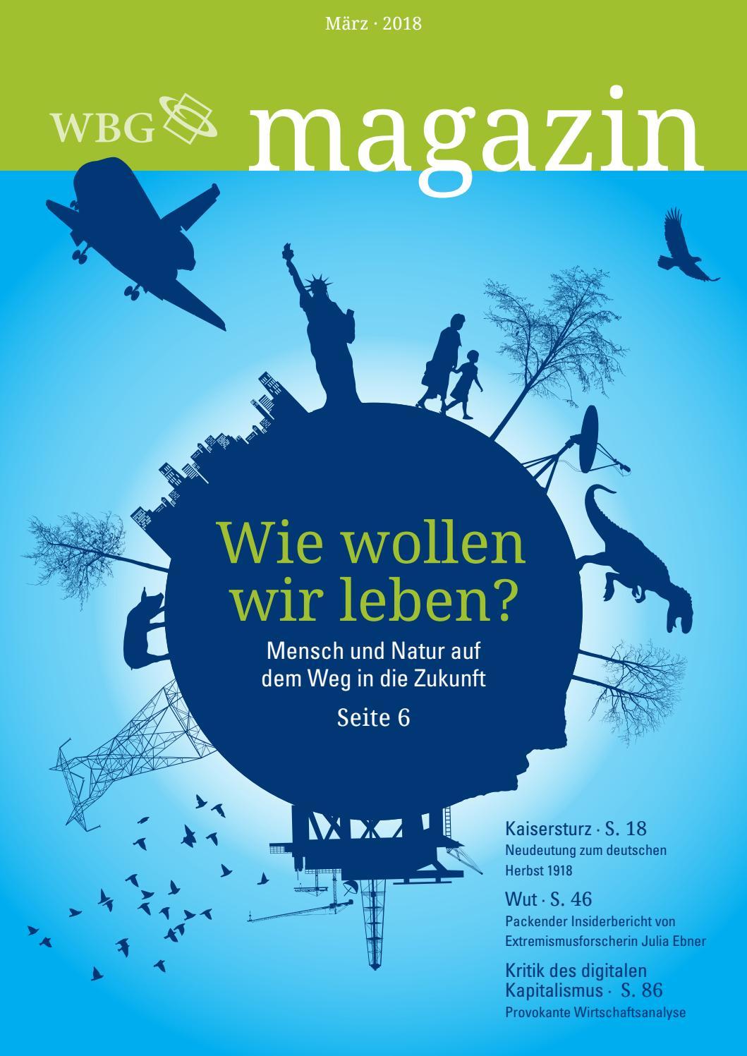 WBG-Magazin 02/2018 by wissenschaftliche Buchgesellschaft (WBG) - issuu
