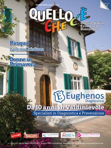 Quello Che Cè Marzo 2018 By Quellochececom Issuu
