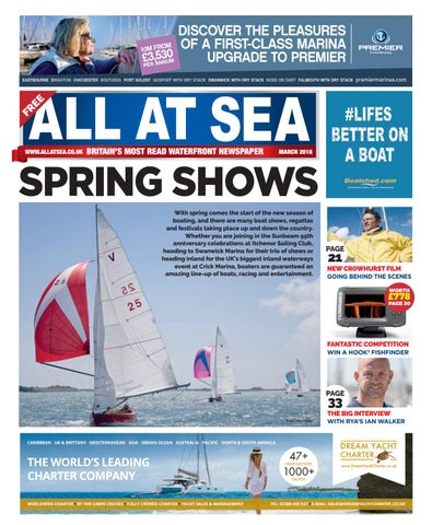 Aas march 2018 by all at sea issuu page 1 fandeluxe Gallery