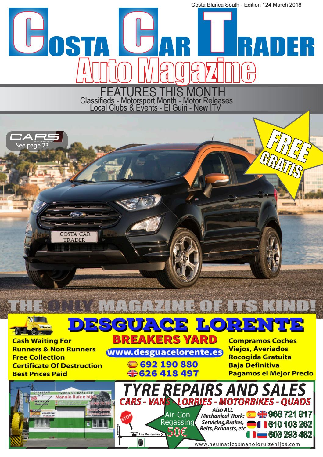 107cbe5746d CCT March 2018 by Costa Car Trader - issuu