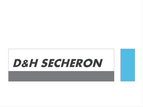 Du0026h Secheron
