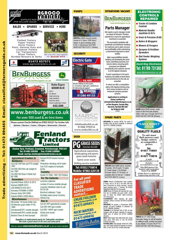 Farmers Guide March 2018