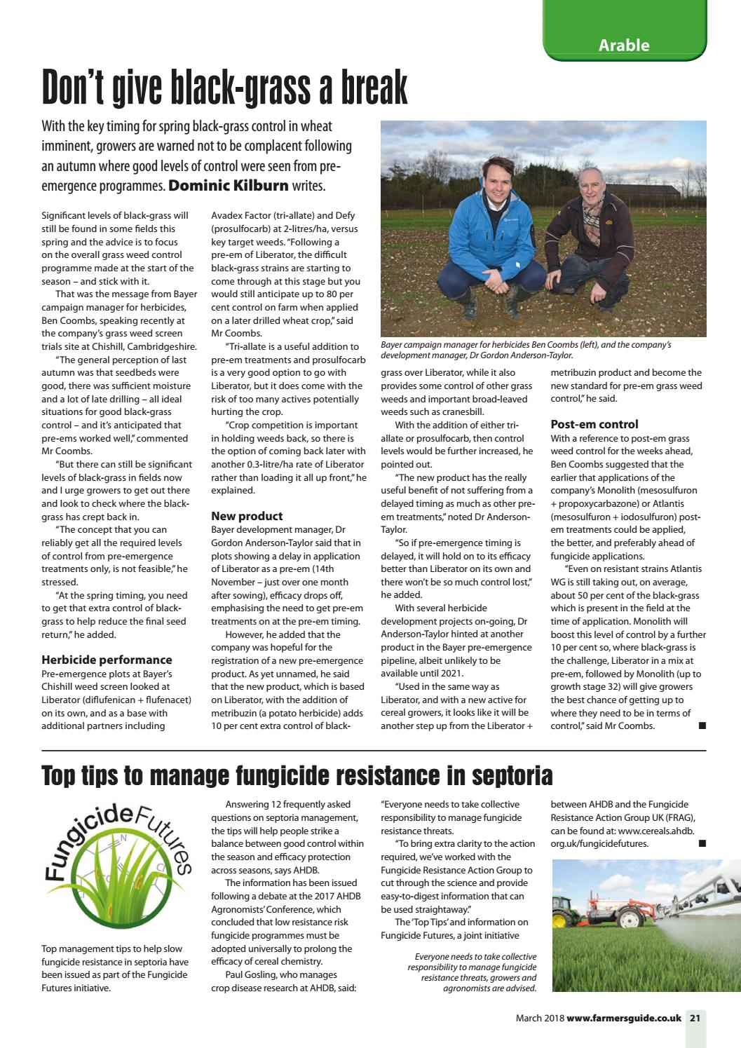 Farmers Guide March 2018 by Farmers Guide - issuu
