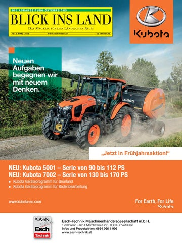 03/2018 BLICK INS LAND by SPV-Verlag - issuu
