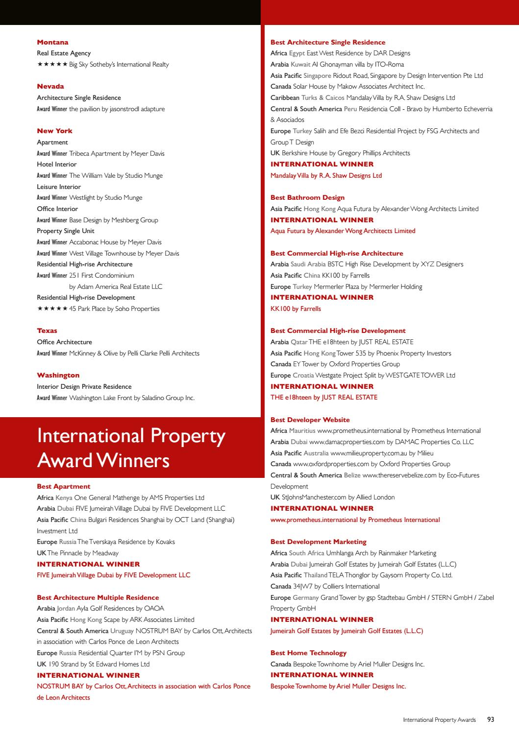 International Property & Travel Volume 25 Number 2 by
