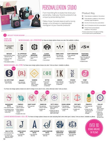 Thirty One Gifts New Personalization Studio Spring Summer 2018 By