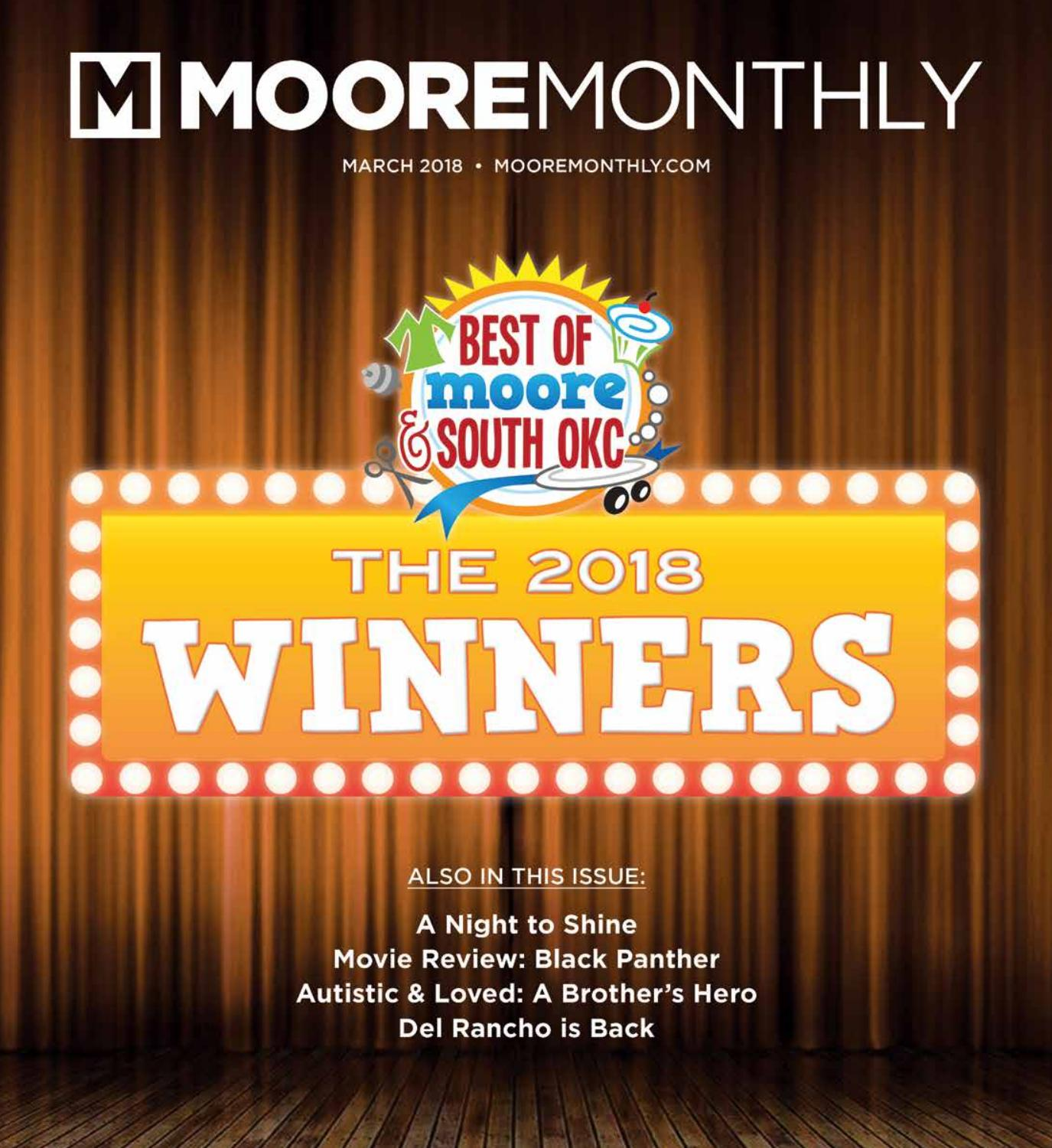 MM Mar 2018 by Moore Monthly - issuu