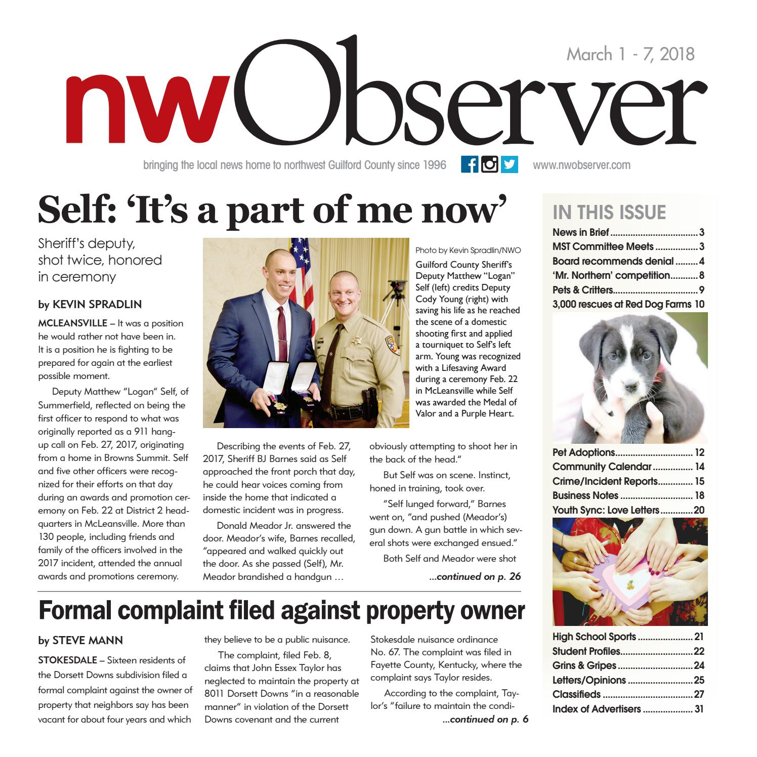 Northwest Observer