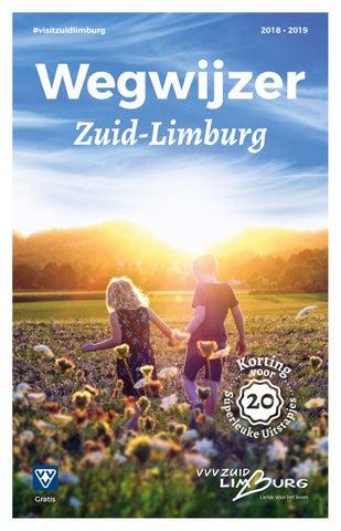 Wegwijzer Zuid-Limburg 2018-2019 by Visit Zuid-Limburg - issuu