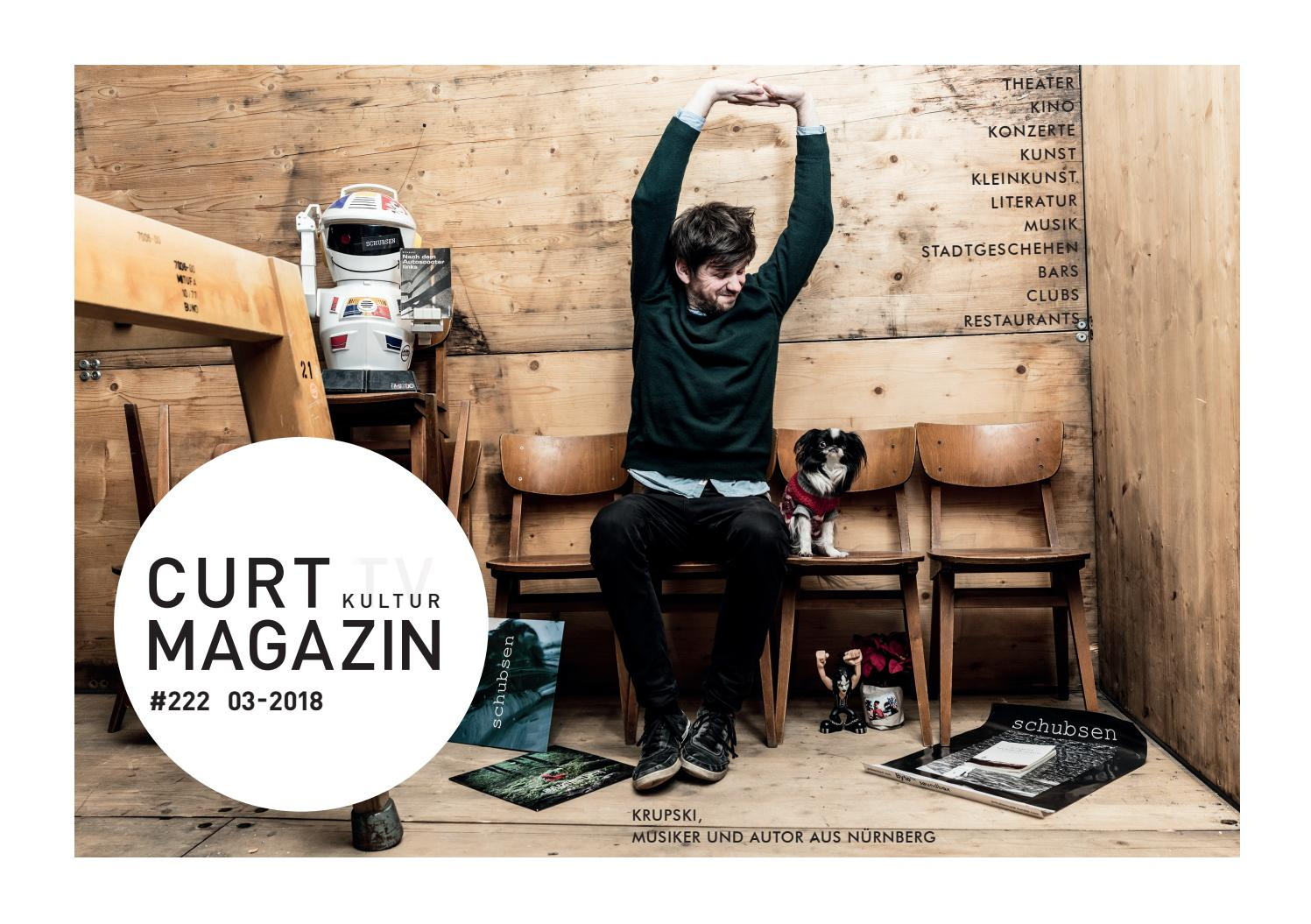 Curt N F E 222 März 2018 By Curt Magazin Issuu