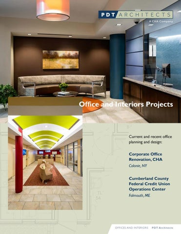 Office Brochure By Pdt Architects Issuu