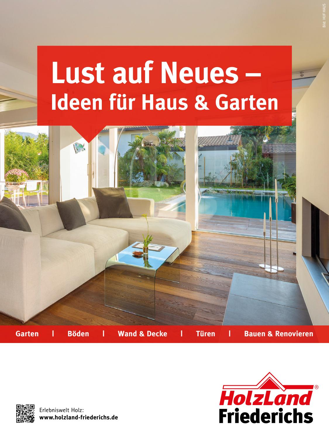 HolzLand Friederichs 2018 by Kaiser Design - issuu